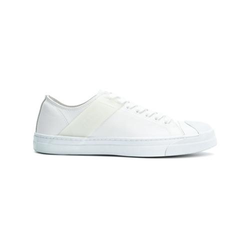 Neil Barrett Classic Leather Sneakers