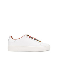 Etro Contrast Lace Sneakers