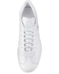 2353bd14cb8b ... adidas Gazelle Original Leather Sneaker White ...