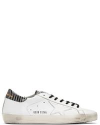 Golden goose white superstar sneakers medium 1151339