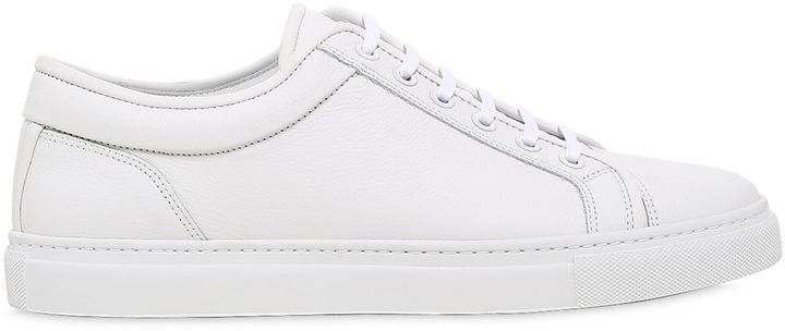 ae0ee0e4101 Etq Amsterdam Handmade Low Top 1 Leather Sneakers, $277 ...