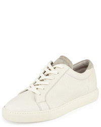 Brunello Cucinelli Leather Low Top Sneaker