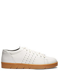 Loewe Leather Trainers