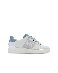 ef8bf00ac9a4c Women s White Leather Low Top Sneakers by MICHAEL Michael Kors ...