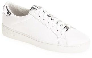Michl Michl Kors The Jet Set 6 Irving Leather Sneaker