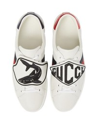 Gucci New Ace Patch Sneaker