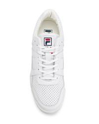 Fila Perforated Logo Sneakers