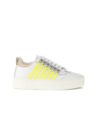 Dsquared2 Platform Runners With Stripe Detail