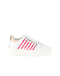 Dsquared2 Platform Sneakers With S