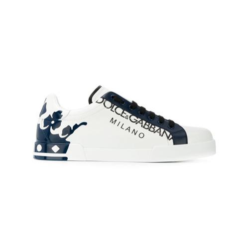 dolce portofino sneakers