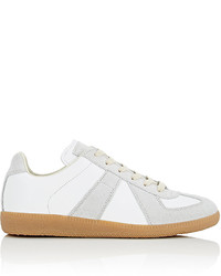 Maison Margiela Replica Suede Leather Sneakers