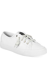 Sperry Seacoast Leather Sneakers Shoes