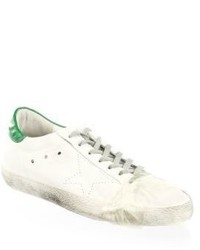 Golden Goose Deluxe Brand Superstar Leather Low Top Sneakers