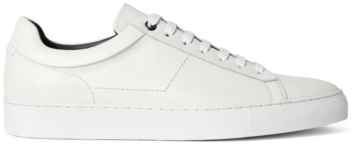7bb23d3b15f ... Hugo Boss Timaker Leather Sneakers ...