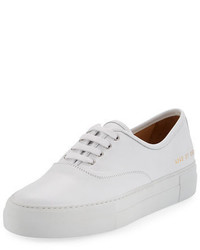Common Projects Tournat Low Top Leather Sneaker