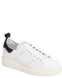 Golden Goose Deluxe Brand Golden Goose Starter Low Top Glitter Sneaker