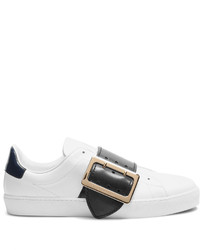 Burberry Westford Low Top Leather Trainers