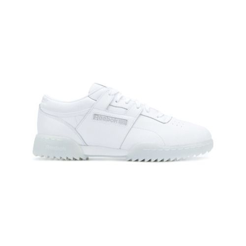 Reebok Workout Clean Ripple Sneakers