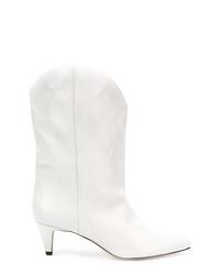 Isabel Marant Dernee Mid Calf Boots