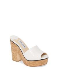 Jimmy Choo Deedee Platform Sandal