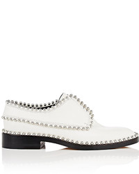 Alexander Wang Wendie Leather Laceless Oxfords