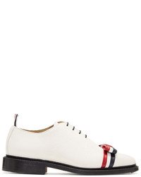 White wholecut bow oxfords medium 5218862