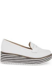 Aldo Candioni Flatform Loafers