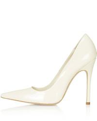 Topshop Gallop Patent Court Shoes