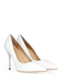 Giuseppe Zanotti Leather Pointy Toe Pumps