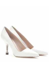 Miu Miu Leather Pumps
