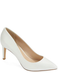 Charles by Charles David Lesslie Leather Pumps