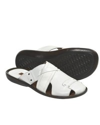 Bacco Bucci Teemu Sandals Leather Tan