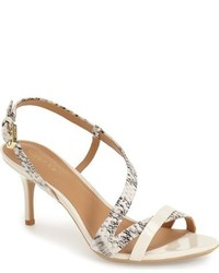 Calvin Klein Lorren Leather Sandal