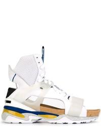 Puma X Mcq Tech Runner Sandals