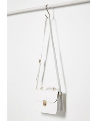 Forever 21 Faux Leather Mini Satchel