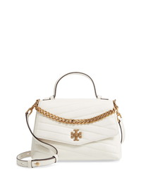 Tory Burch Kira Ed Leather Satchel