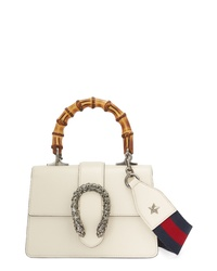 Gucci Mini Dionysus Leather Satchel