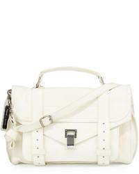 Ps1 medium leather satchel bag medium 367420