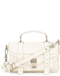 Ps1 tiny shoulder bag white medium 190764