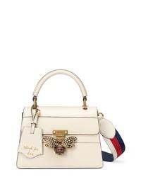 Gucci Queen Margaret Leather Satchel