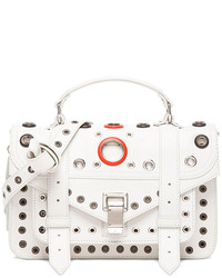 Proenza Schouler Tiny Ps1 Leather Bag With Grommets