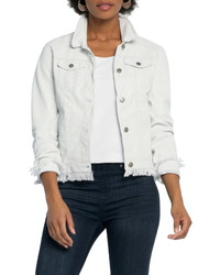Nic+Zoe Alexa Washable Leather Jacket