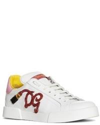 Dolce & Gabbana Dolcegabbana Lipstick Sneaker