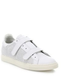 IRO Ezika Grip Tape Leather Sneakers