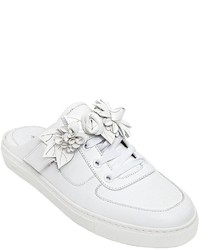 Sophia Webster 20mm Lilico Jessie Leather Mule Sneakers