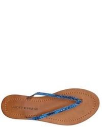 b6b3c2c43621c0 ... Lucky Brand Amberr Leather Thong Sandal ...