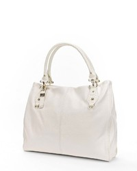 B Collective By Buxton Bianca Leather Tote
