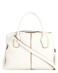 Tod's D Bow Small Leather Tote