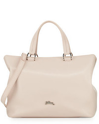 Longchamp Honor Medium Leather Tote Bag
