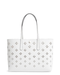 kate spade new york Large Molly Perforated Leather Tote